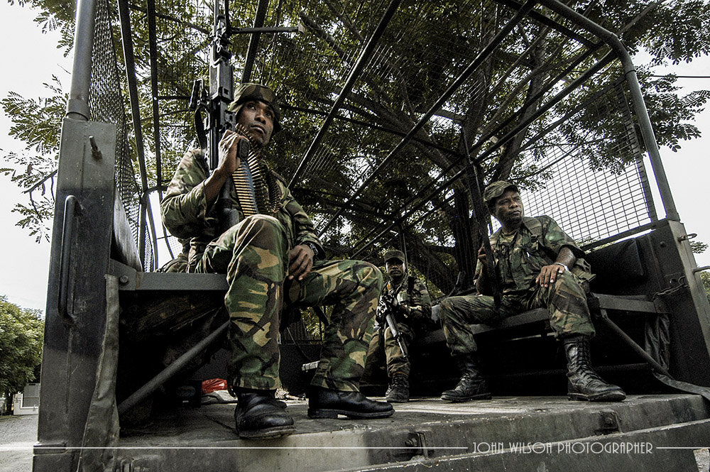East Timor - Time Magazine Assignment - Photojournalism