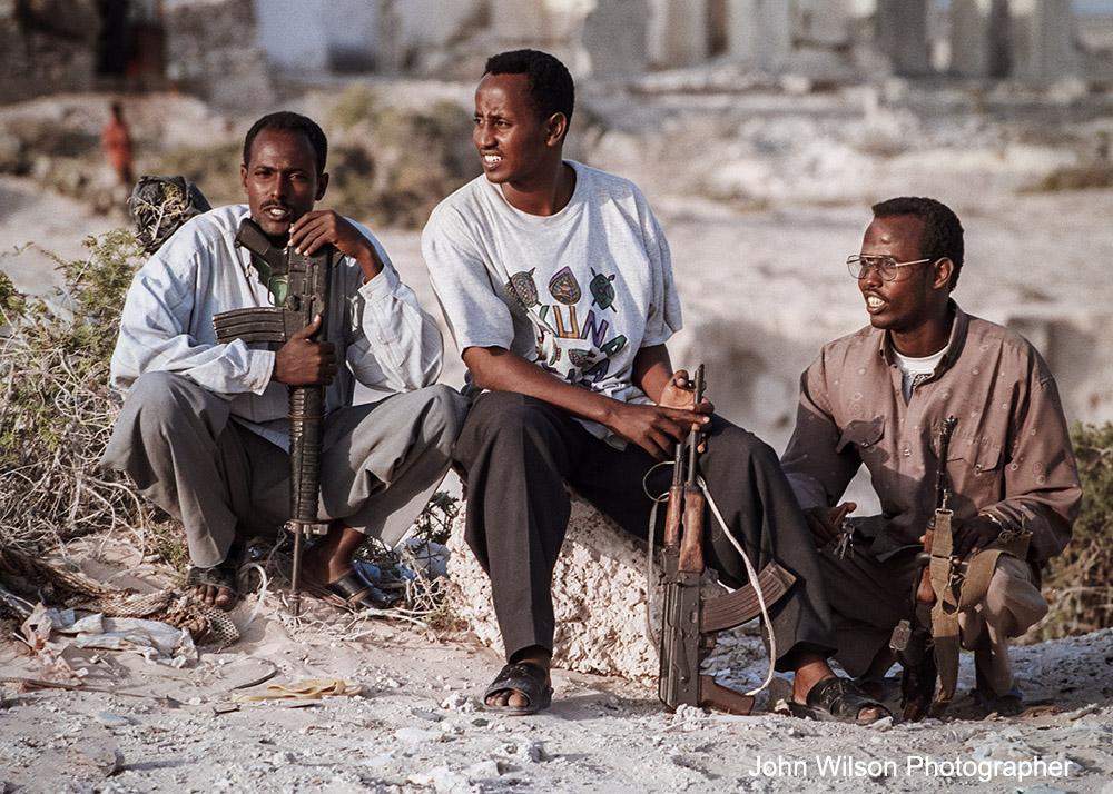 Mogadishu - Somalia - Photojournalism