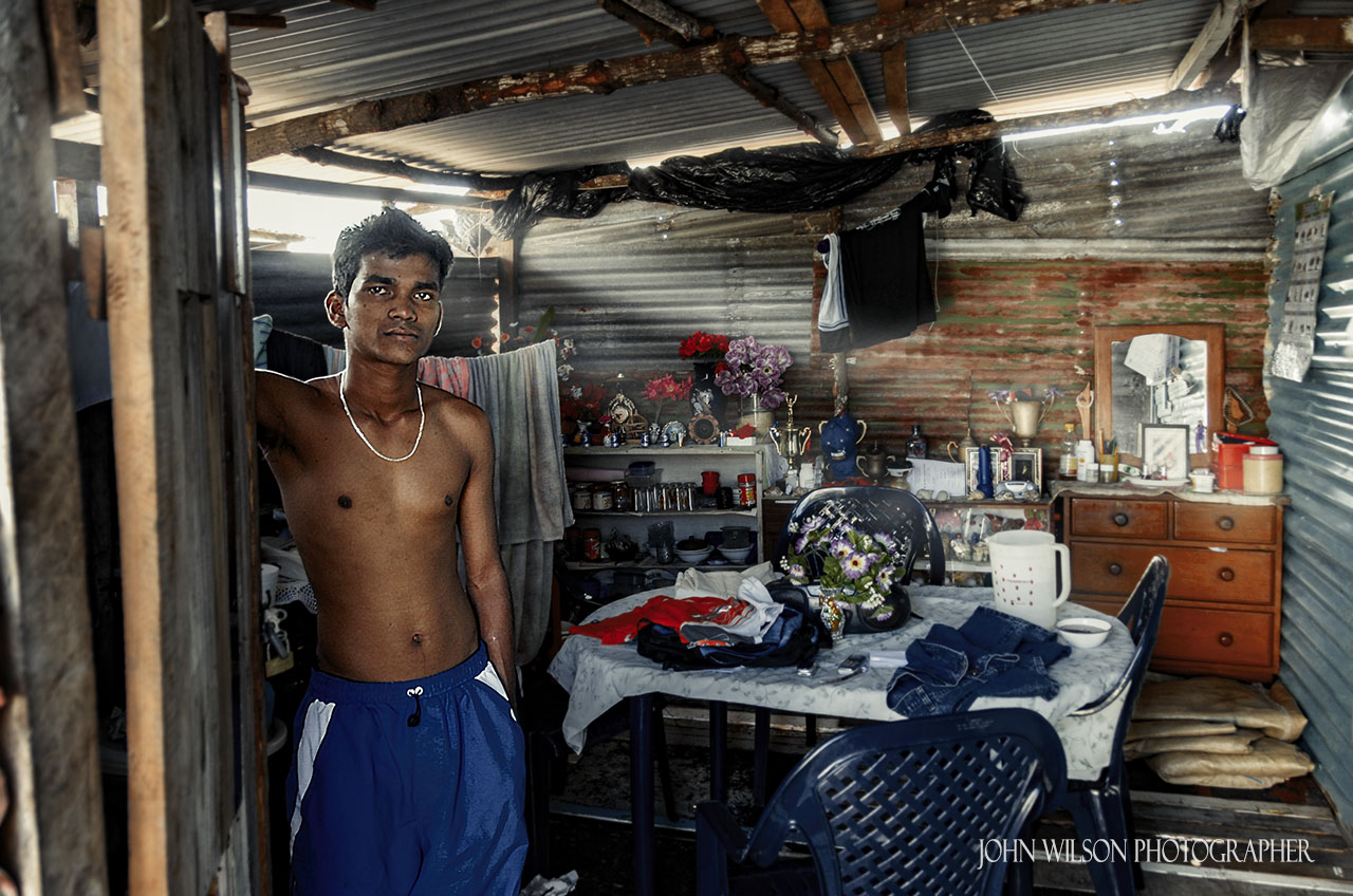 Wrong Side of Paradise - Fiji - Photojournalism