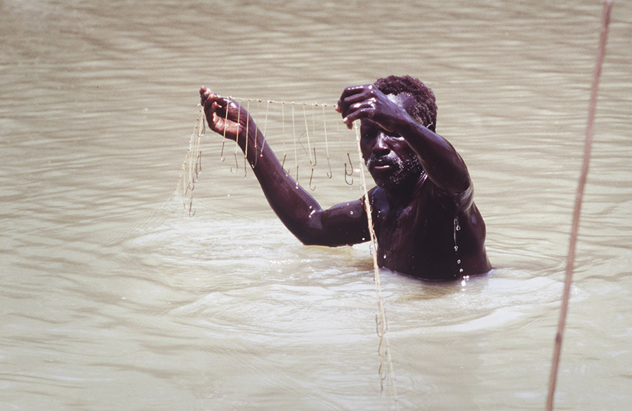 Fish Tales South Sudan - Photojournalism