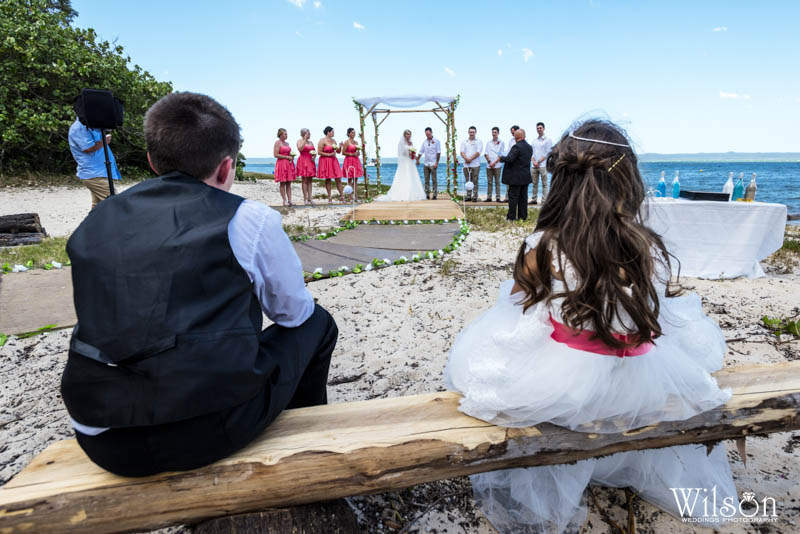 Rainbow Beach wedding photography01