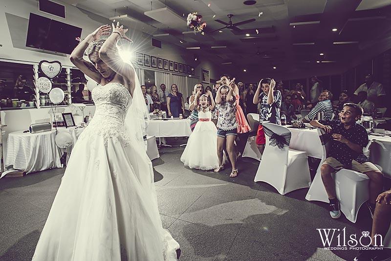 Wedding photo of the week | Rainbow Beach