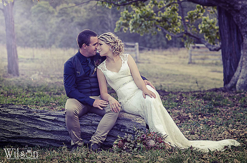 Wedding photographer Hervey Bay Biggenden03