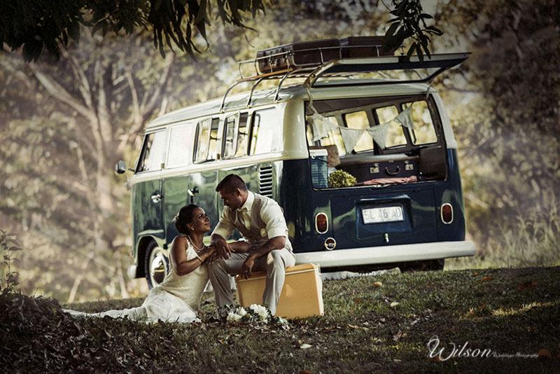 Bundaberg Bride and Sunshine Coast Groom get hitched - gorgeous wedding photography