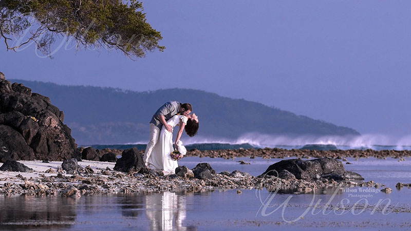 Hervey Bay wedding and portrait photographer