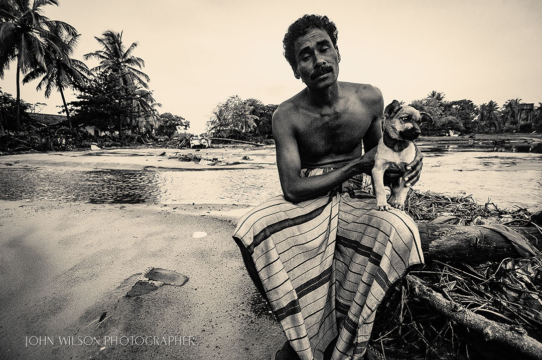 Sri Lanka Tsunami -  Unfolding Tragedy - Photojournalism