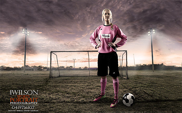 Bundaberg Sports Portrait Photography01