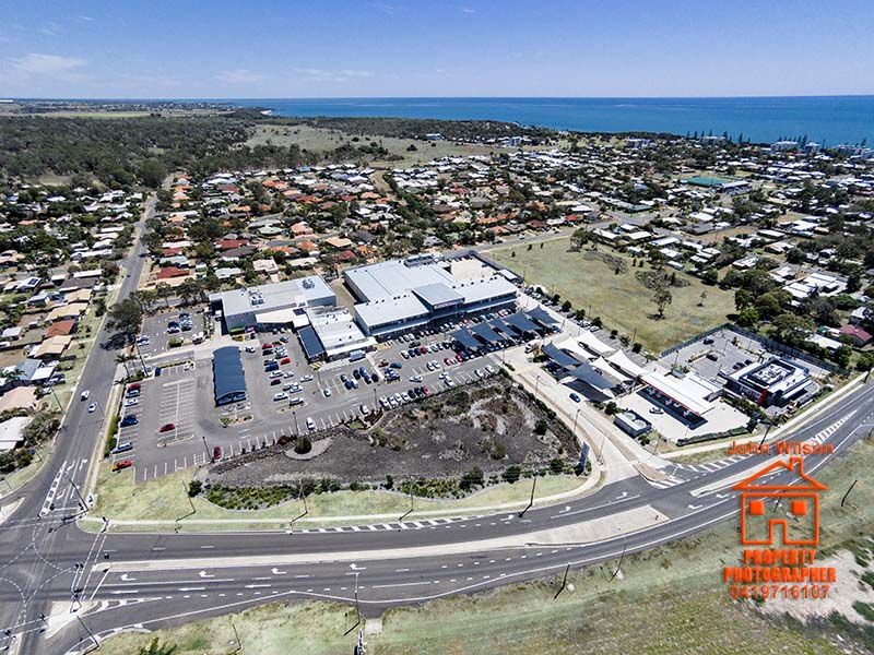 Bundaberg real estate photography aerial