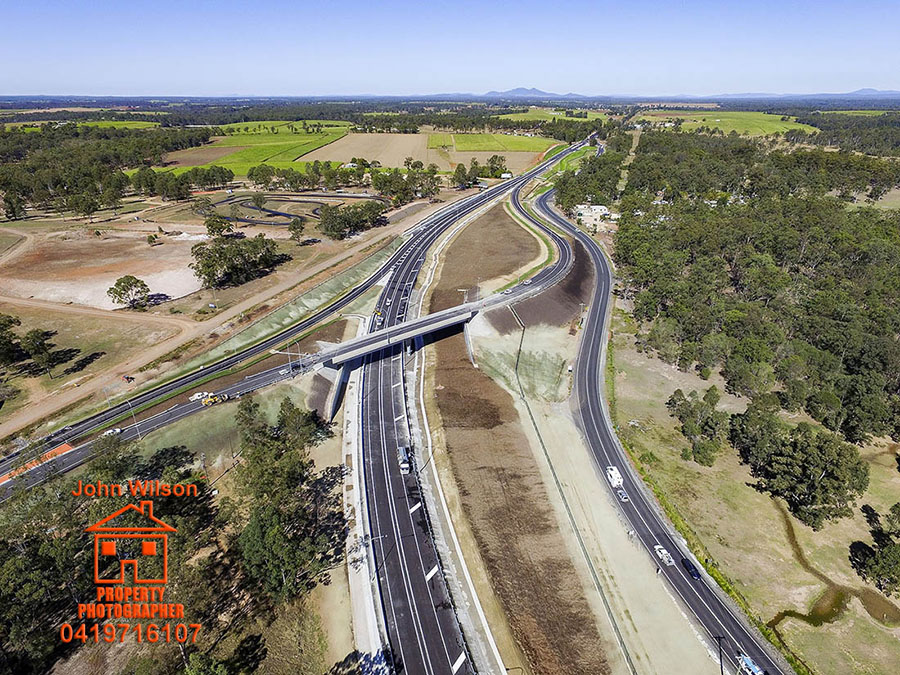 Aerial Photographer Maryborough