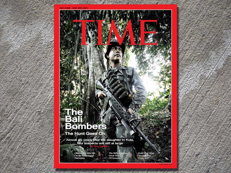 published work time magazine
