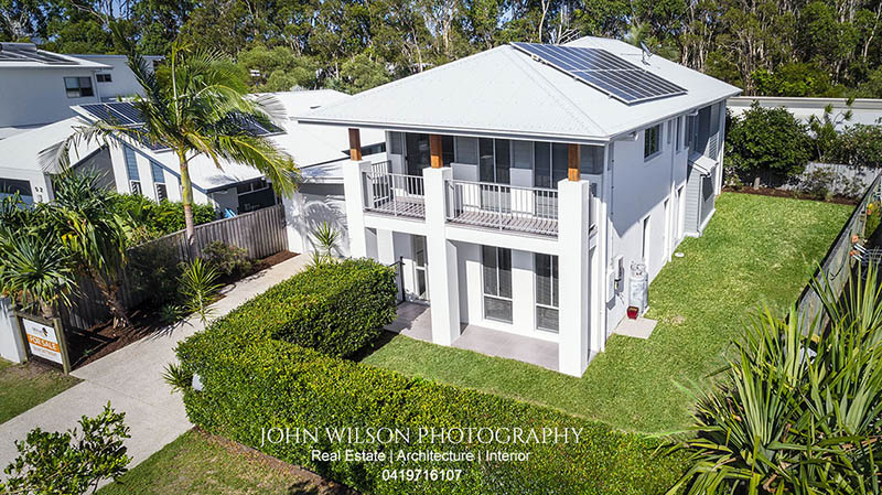 Noosa aerial photography