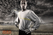 Portrait photography with a WOW factor for Athletes in Hervey Bay Maryborough Bundaberg region and Sunshine Coast Qld.